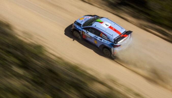 'Shell Helix Rally Estonia' startēs 'Hyunday' WRC komandas pilots Padons