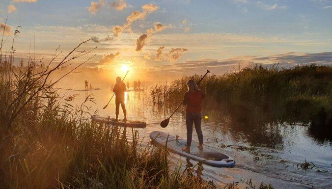 ТОП-5 маршрутов для SUP-серфинга по Латвии, которые подойдут как новичкам, так и любителям приключений