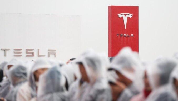 Tesla построит первый европейский завод в Берлине