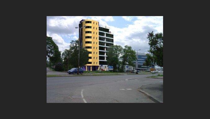 Selvaag Latvija, Poces iela, maja