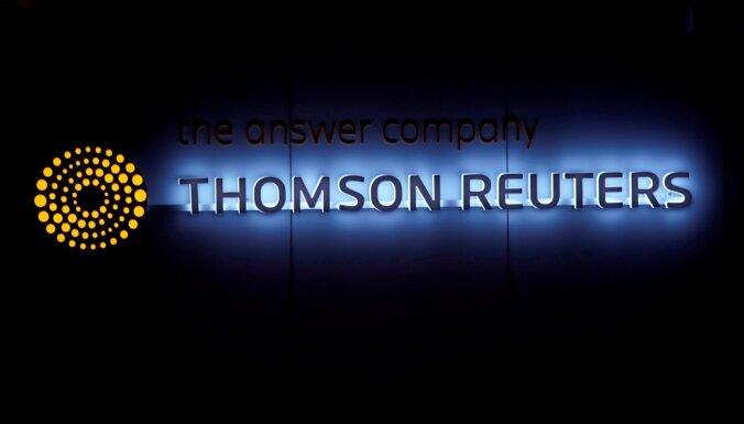 Piekļuve 'Reuters' vietnei turpmāk būs par maksu