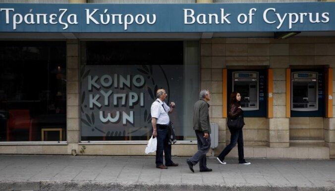 Кипр снимет арест с банковских вкладов