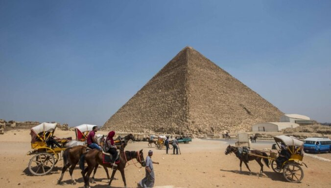 Портал для отправки в загробный мир нашли в пирамиде Хеопса