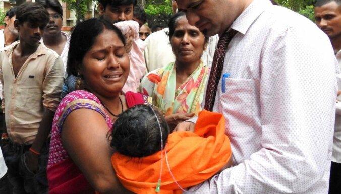 Indija plāno piešķirt bezmaksas medicīnisko aprūpi 500 miljoniem cilvēku