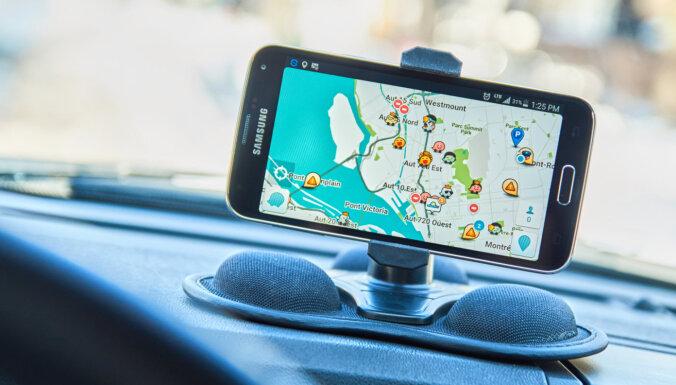 Turpmāk Latvijas autoceļu uzturētāju par valsts autoceļu stāvokli varēs informēt arī 'Waze'