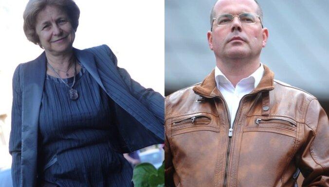 Ždanoka un Mamikins balsojuši pret jaunās Eiropas Komisijas izveidi