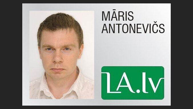 Māris Antonevičs, 'Latvijas Avīze': Randiņš ar Sudrabu. Gaidiet!