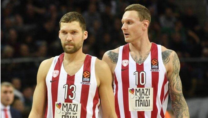 Visi Eirolīgas spēlētāji pieteikti basketbola izlases spēlēm