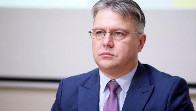 Янсонс дал клятву в Сейме и вступил в третий срок на должности омбудсмена Латвии