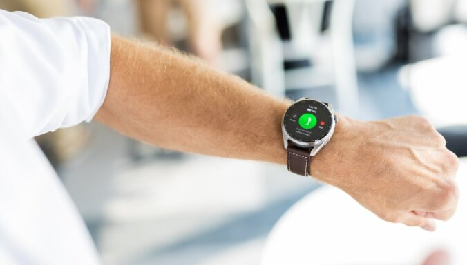 Смарт-часы Huawei Watch 3 Series для прекрасного лета