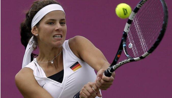 На старте US Open: немецкий провал и надежность Федерера