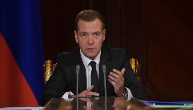 Медведев дал два дня на подготовку ответных мер против Турции