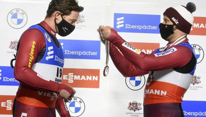 Brāļi Šici kļūst par Eiropas čempioniem