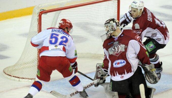 Сегодня динамовцы гостят у Спруктса и рекордсмена КХЛ