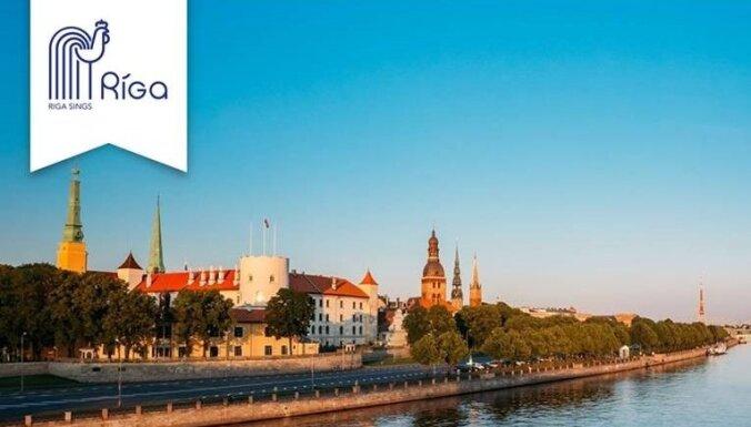Sāksies pirmais Starptautiskais koru konkurss 'Rīga dzied'