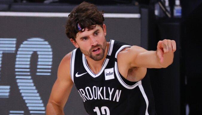 Bruklinas 'Nets' nāksies iztikt bez vēl viena līdera