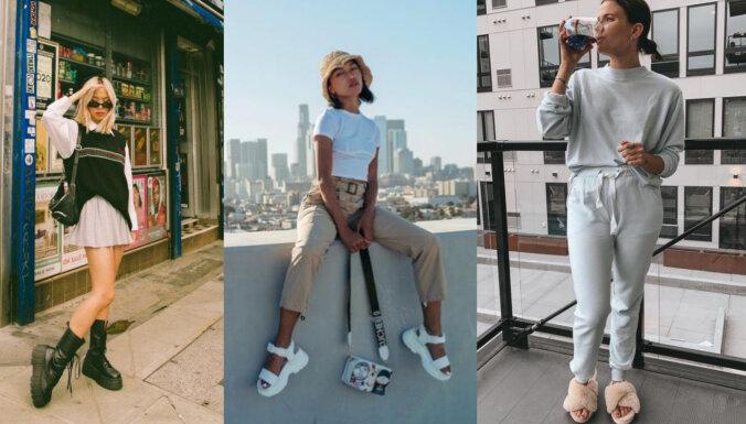 Piecas zīmīgas modes tendences, kas raksturo aizejošo 2020. gadu