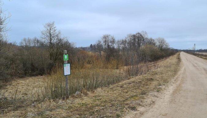 Dabas parka 'Svētes paliene' lieguma zonā pastiprināti uzraudzīs uzturēšanās aizlieguma ievērošanu