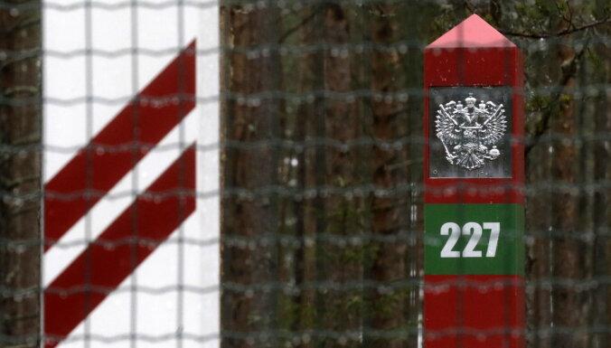 Тайник с сигаретами обнаружили таможенники на российско-латвийской границе