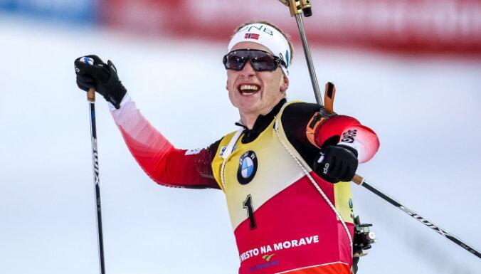 Норвежцы — чемпионы мира в супермиксте, Расторгуев и Бендика — десятые