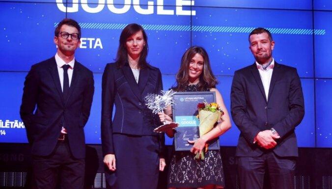 'Google' saglabā pirmo vietu Latvijā mīlētāko zīmolu topā