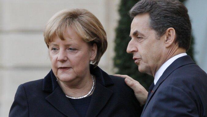 Николя Саркози: Франция и Германия должны объединить экономики