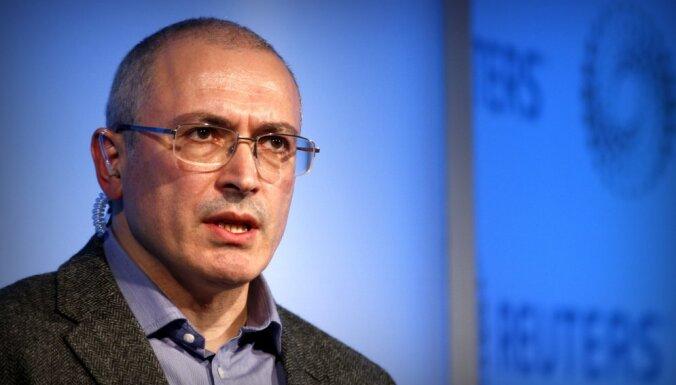Ходорковский прокомментировал суды над Навальным