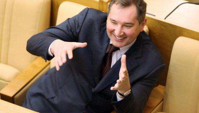 Рогозин: распространитель новости про базы НАТО — идиот