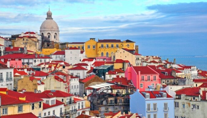 Ceļojums uz Lisabonu