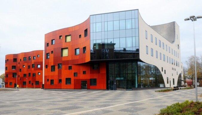 ФОТО: Как выглядит новый корпус больницы Страдиня, построенный за 75 млн евро