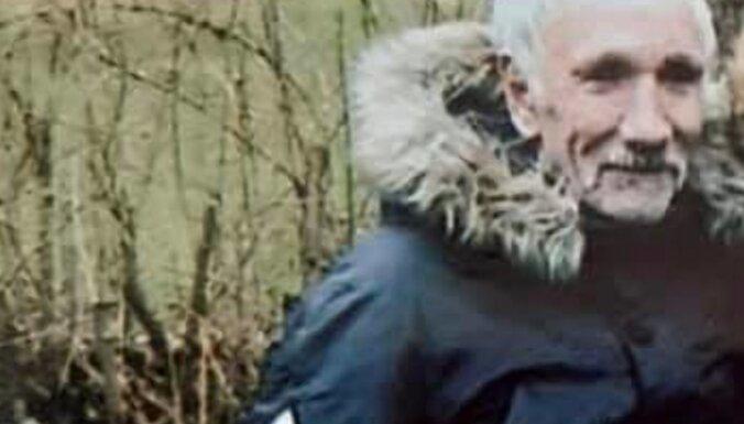 Полиция разыскивает пропавшего без вести пенсионера