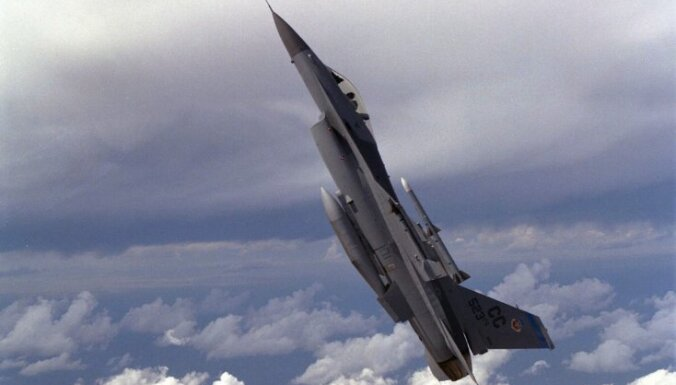 Воздушная полиция НАТО в Балтии: военная активность России растет