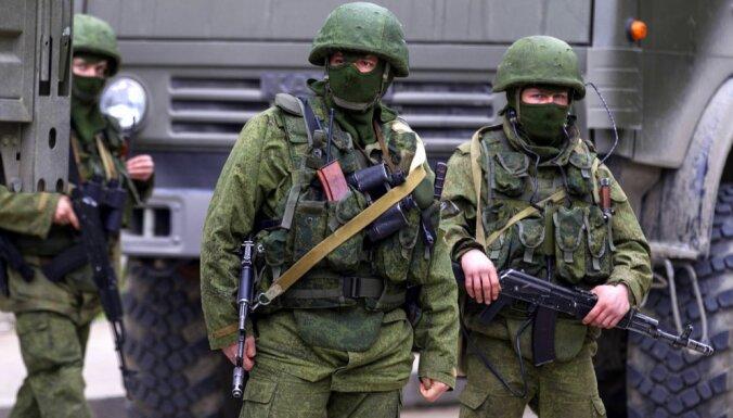ASV vērš jaunas sankcijas pret personām, kas saistītas ar Krimas aneksiju