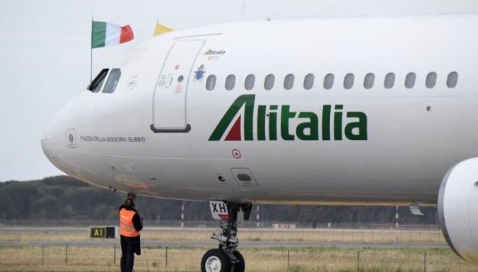 Lufthansa приготовила жестокий план для обанкротившейся Alitalia