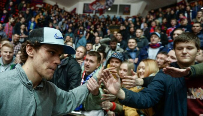 CSKA, Nikita Zaitsev
