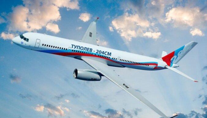 Россия успешно испытала авиалайнер Ту-204СМ