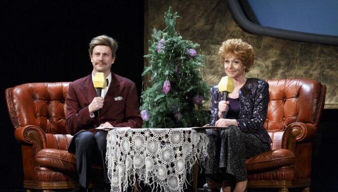 Foto: Dailes teātris aicina uz Vecgada koncertiem ar latviešu estrādes māksliniekiem