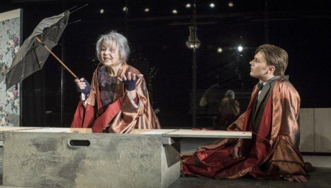 Dailes teātris ar divām izrādēm viesosies Cēsīs un Ventspilī