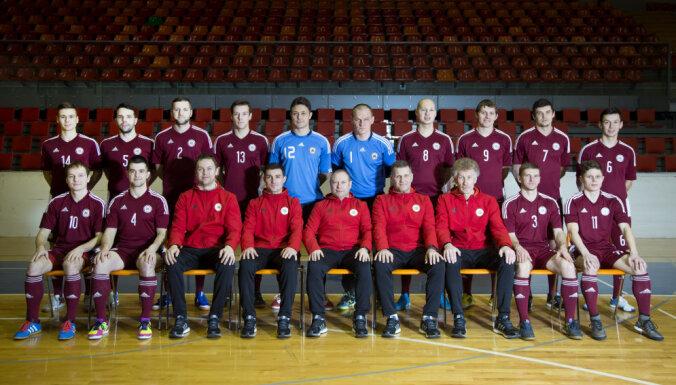 Сборная Латвии отбор на ЕВРО-2018 начала с волевой победы над Эстонией
