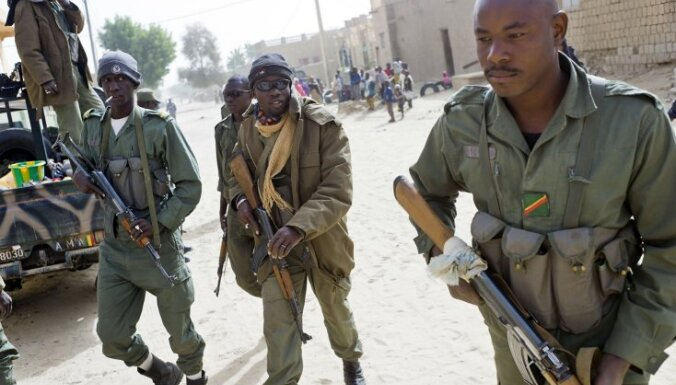 Nora Vanaga: Militārais konflikts Mali. 'Āfrikas nestabilitātes arka'