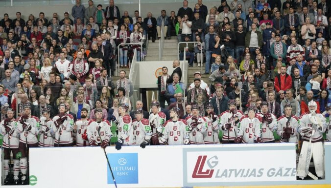 IIHF viceprezidents: vienkāršāk būtu pasaules čempionātu uzņemt Latvijā