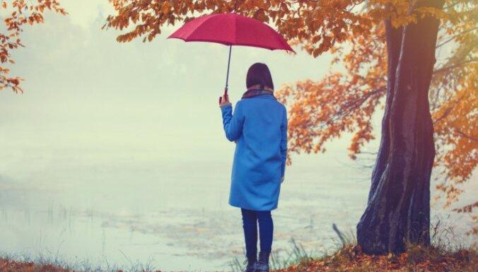 Nedēļas nogalē iespējams stiprs lietus un vējš, nākamnedēļ - lielāks siltums