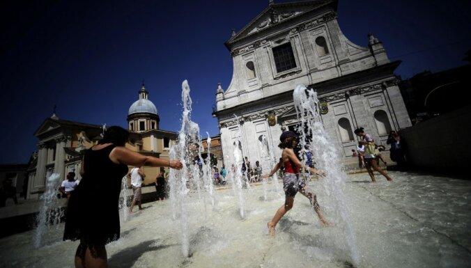 """Жара в Италии: введен """"красный"""" уровень опасности"""