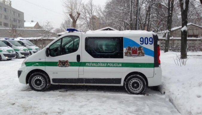Муниципальная полиция получила 23 новых микроавтобуса