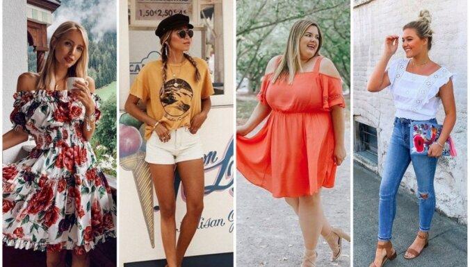 ФОТО. Как одеваться в августе: 31 идея на каждый день месяца