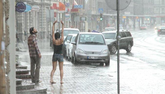 Синоптики: в среду ожидаются дожди с грозами