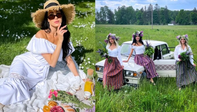 Kalendy par zīmolu Bloom concept 'piedāvājam Latvijā ražotu apģērbu'