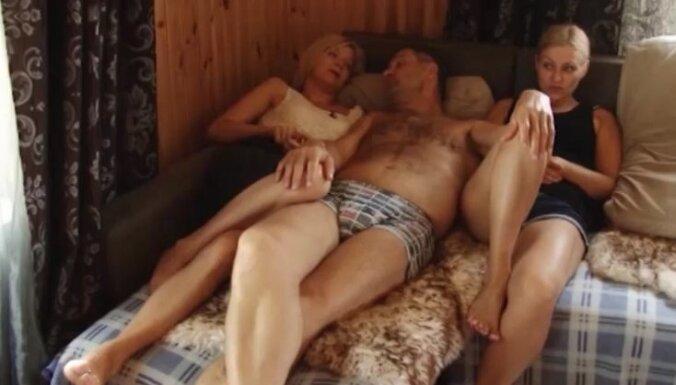 Alfrids Lipovskis, Saimnieks meklē sievu