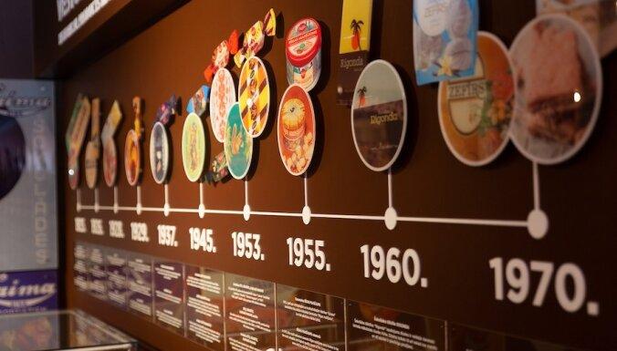 ФОТО. 3 июля откроется обновленный Музей шоколада Laima