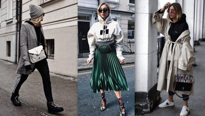 Модный вызов: 18 идей, как выглядеть стильно в спортивной кофте